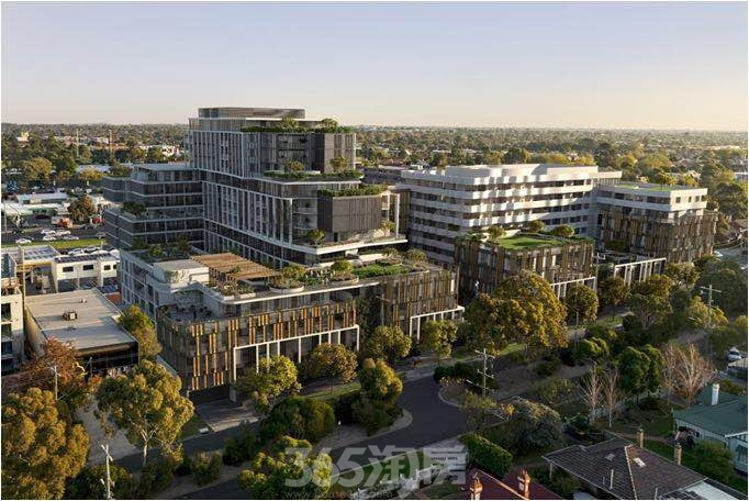 澳洲公寓220万起,留学投资两不误!