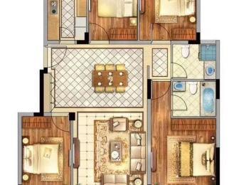 房友推出超划算!龙湖九里别墅 205平四房 小区中心位置 总价低
