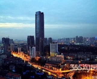 安徽国际金融中心223平米整租精装(正对电梯口)
