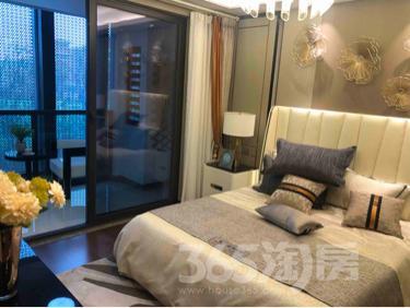 星耀城3室1厅2卫72平米简装产权房2011年建