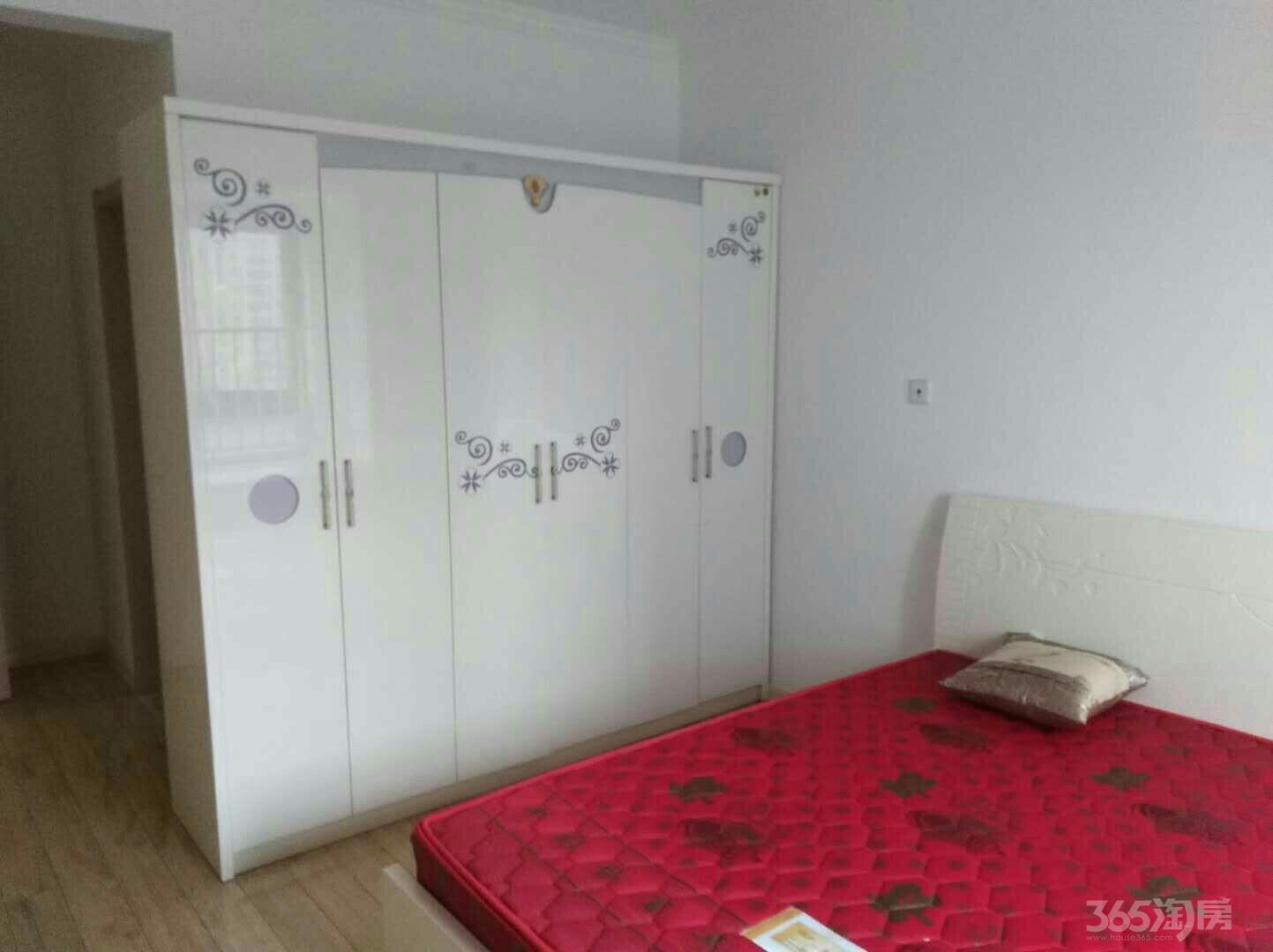 苏宁悦园D区4室2厅2卫133平米整租精装