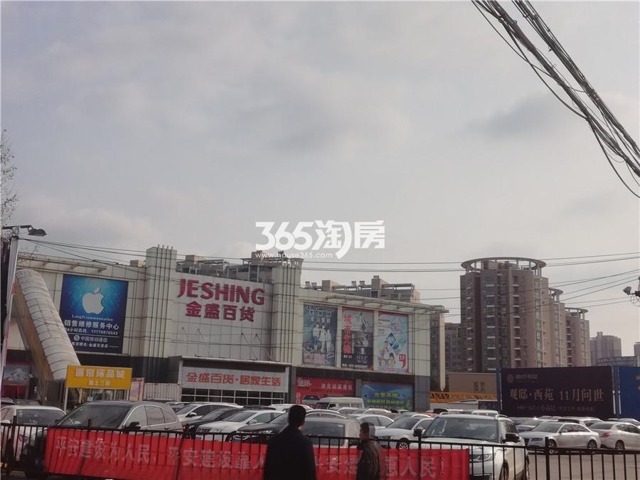 弘阳时代中心配套实景图(3.15)