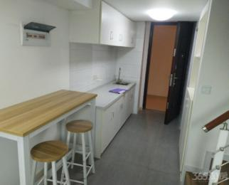 圆融新生活广场2室1厅1卫45平米整租精装