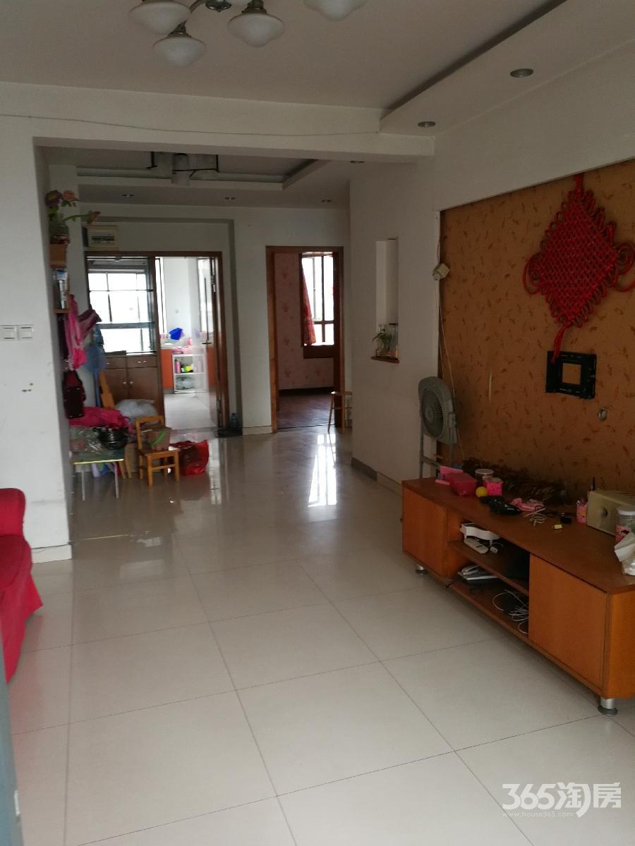 万达紫金明珠2室2厅1卫83.34平方产权房精装