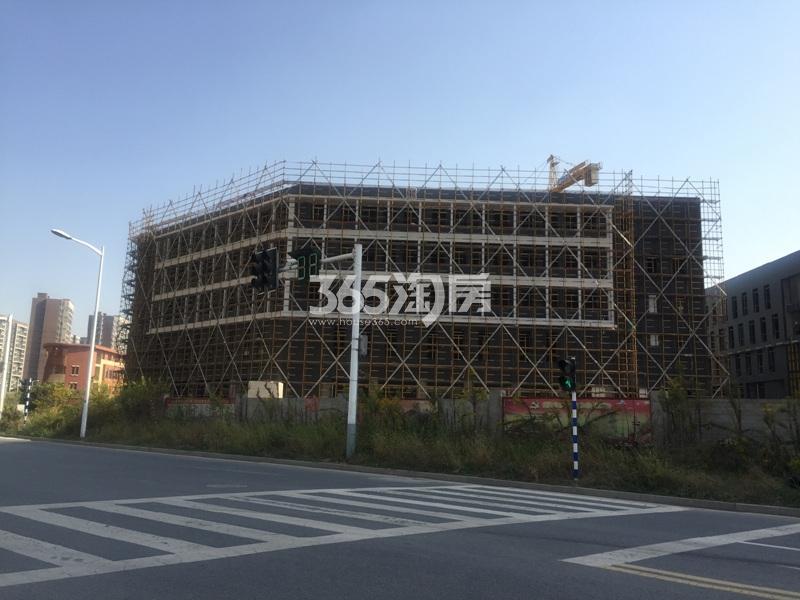 高科荣境周边配套社区中心实景图(12.26)