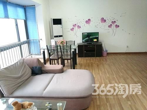 金百国际商业广场2室2厅1卫90㎡整租精装