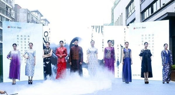 高速御府新售展中心面世(2018.5摄)