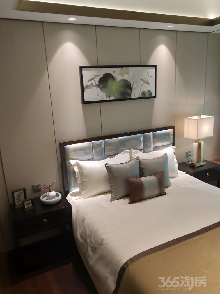 新江北孔雀城悦天宸3室2厅2卫106平米2017年产权房精装