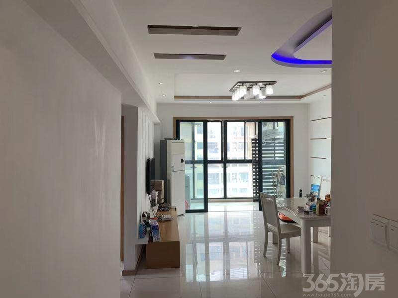 发能国际城2室3厅1卫85㎡2014年满两年产权房精装