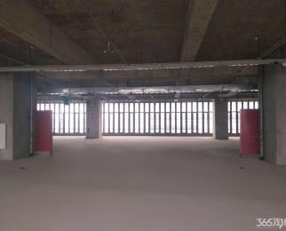 浦口桥北弘阳时代中心 14至18层整层出租 可注册公司