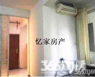 整租 | 左岸生活D区+单身公寓+精装带阳台+拎包入住+