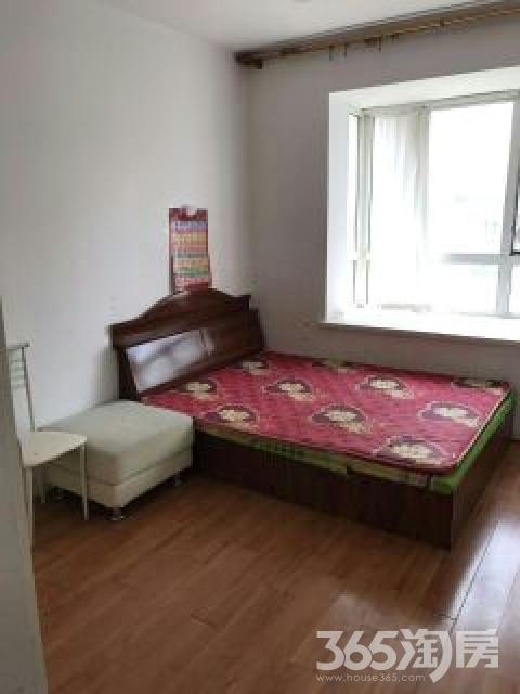 保利百合南园2室1厅1卫60平米整租中装