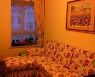 奥体新城翠杉园2室1厅1卫71.61平方产权房精装