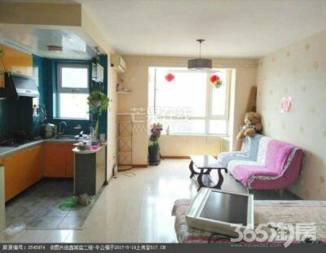 保利百合花园1室1厅1卫60平米整租精装