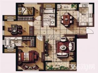 华仑港湾,南北通透,好房,目前性价比最高,价格最低