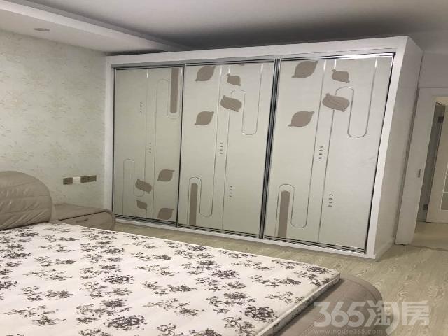 中南世纪花城2室1厅1卫98�O整租精装