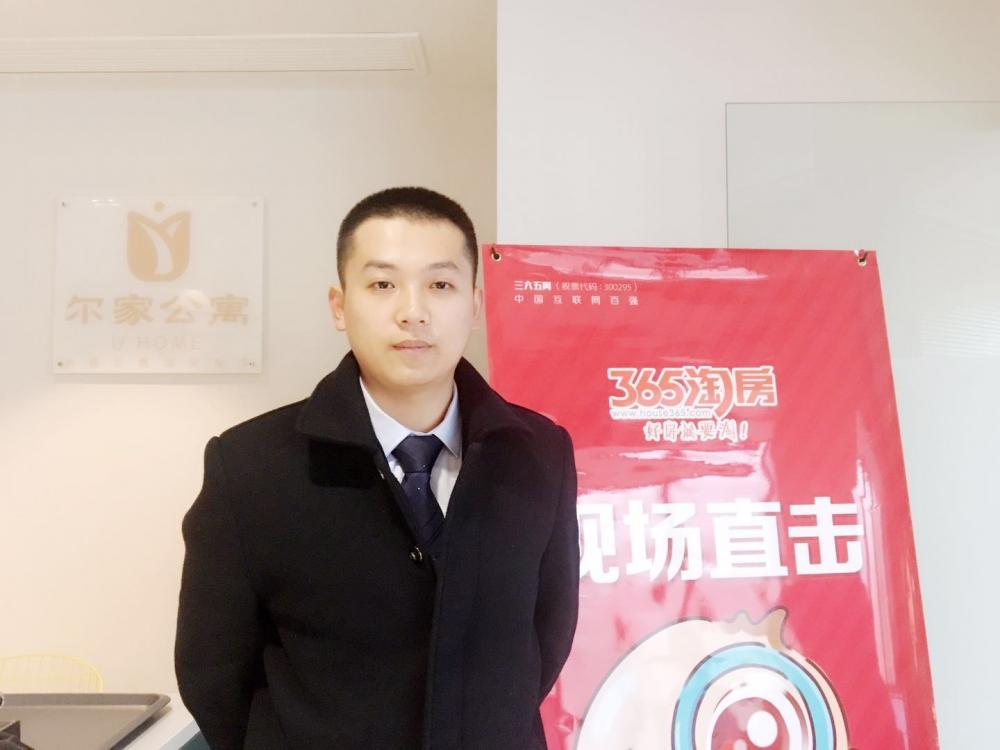 金科米兰尔家公寓置业经理 陈功