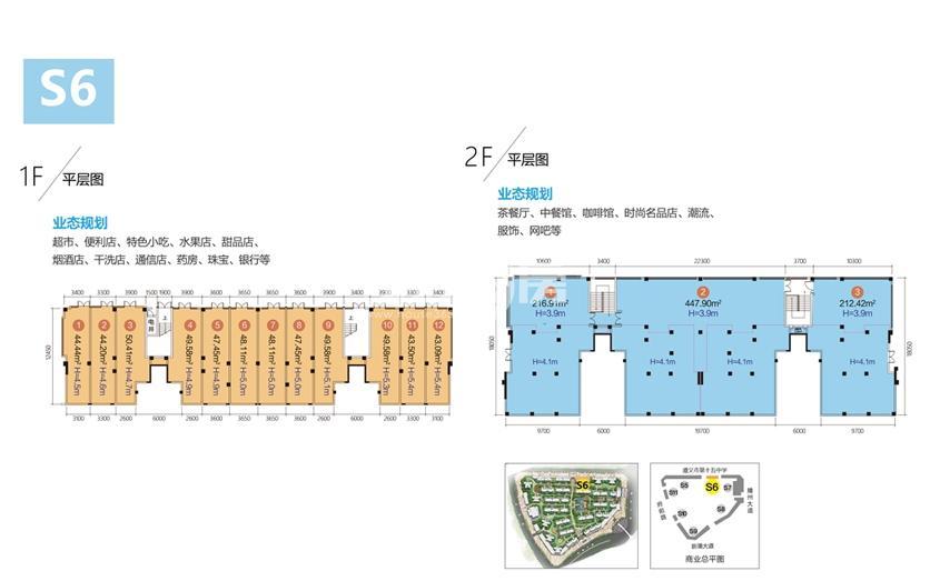 最新商业图纸·S6