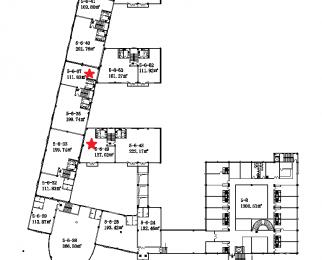请周一至周五联系我,栖霞区仙林摄山星城中248平米整租