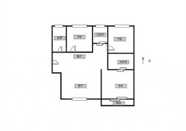 【整租】荣盛鹭岛荣府3室2厅