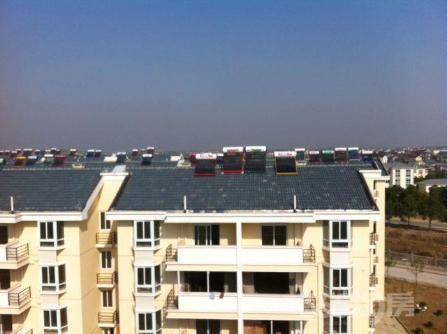 南京3室2厅1卫112平米2013年产权房毛坯
