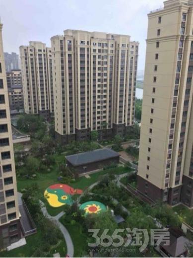荣盛花语城2室2厅1卫78.42平米毛坯产权房2017年建