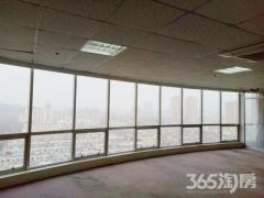 珠江路地铁口 长发科技数码大厦 整层1100平 新世界中心旁