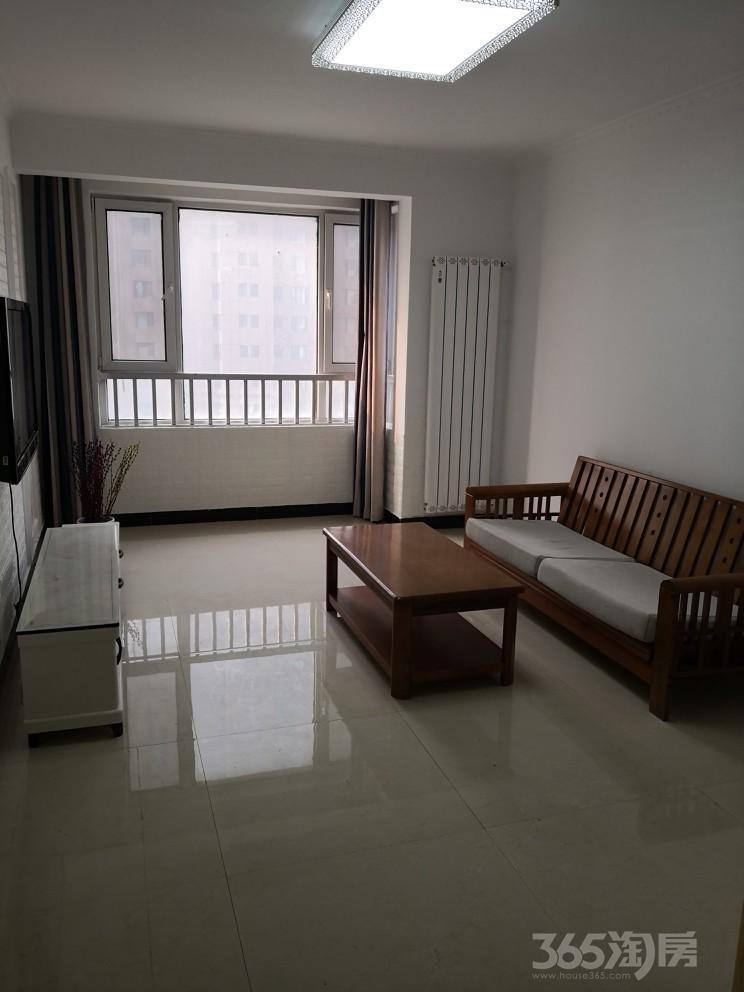 中茵龙湖国际2室2厅1卫83.57平米2013年产权房精装