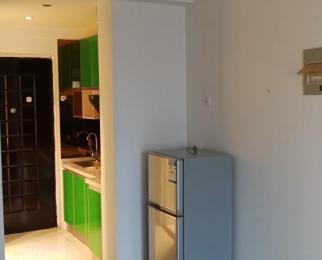 晶品城市公寓1室0厅1卫42平米整租精装
