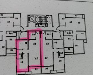 <font color=red>融侨观邸</font>2室2厅1卫88平米整租精装