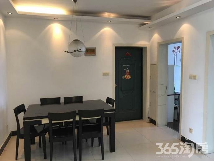 西苑新寓2室2厅1卫80㎡整租精装
