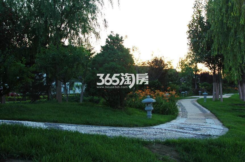 宝安江南城实景图