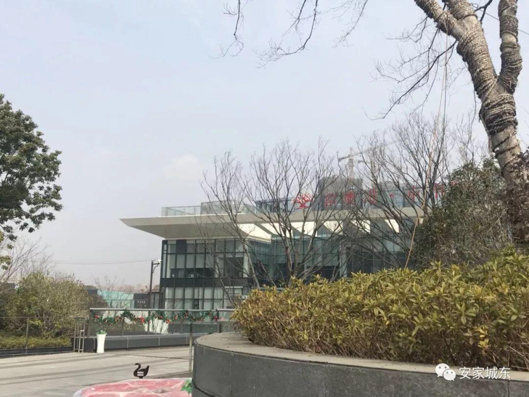 京奥港未来墅售楼处实景图(2.24)