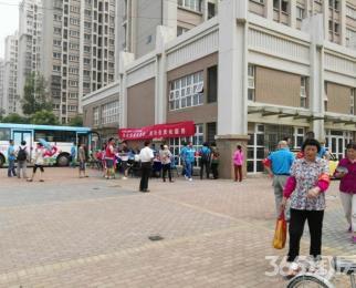 花港幸福城40.00�O十字路口斑马线门口广场