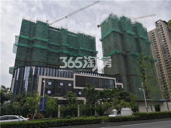 东原印长江实景图