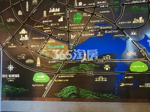 宛陵新语交通图