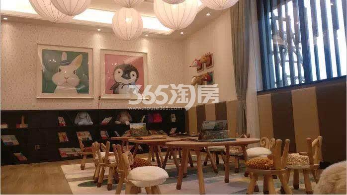 美好紫蓬山壹号示范区内部实景图(2018.9.4)