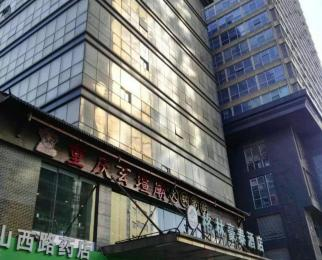 山西路写字楼650�O可注册公司整租简装