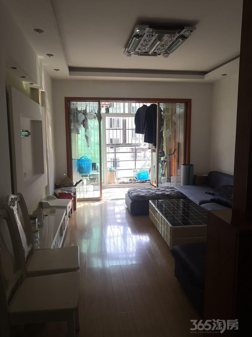 万汇秀林水苑2室2厅1卫84.44平米2005年产权房精装