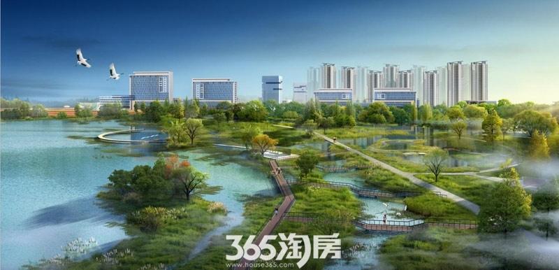 当代未来城效果图