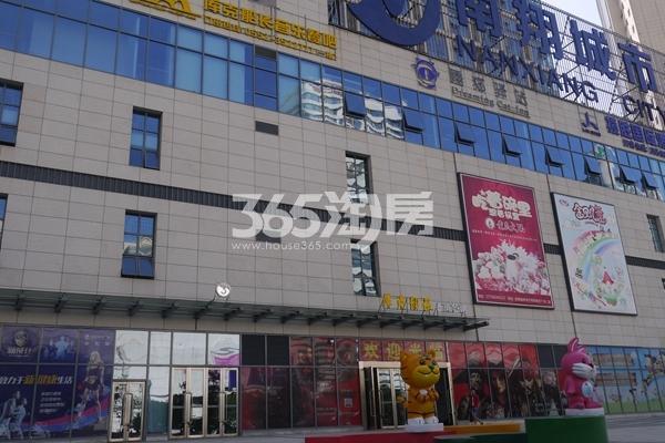 南翔城市广场 入户商户 201801