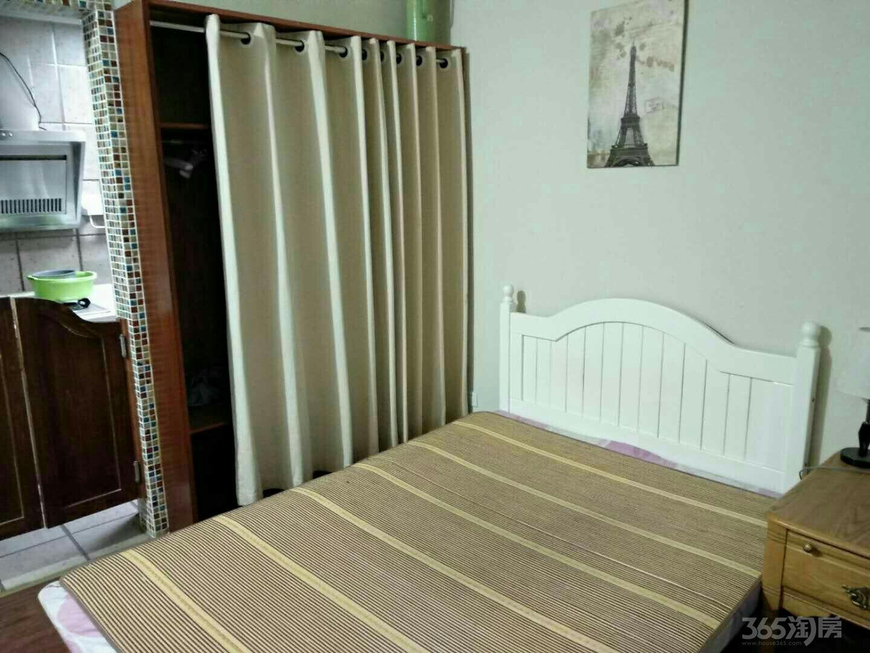 汉嘉都市森林1室1厅1卫39平米整租精装