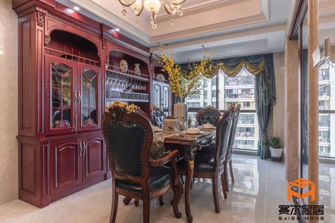 法式风格|法式餐厅|餐厅设计