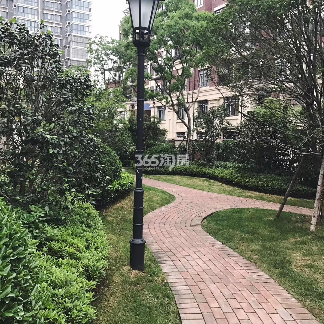 金浦御龙湾小区实景图(5.5)