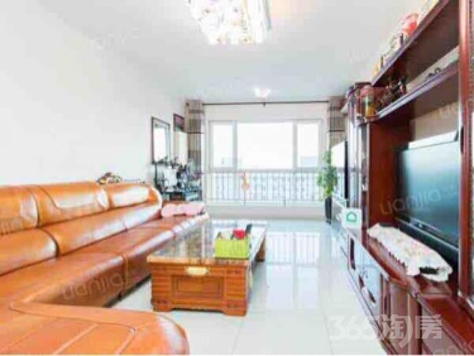燕京航城2室2厅1卫101平米精装产权房2009年建
