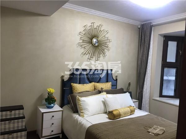 金象朗诗红树林129㎡样板间卧室