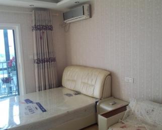 东渡国际青年城1室1厅1卫37.06平方产权房精装