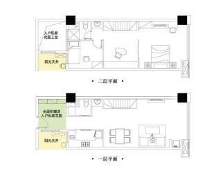 鼓楼小市地铁站 4米8挑高公寓 三条地铁 30万方商业综合体 主城区