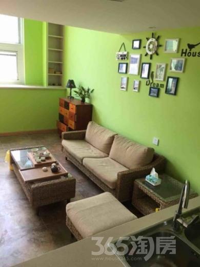新区立德绿筑空间2室1厅1卫50�O