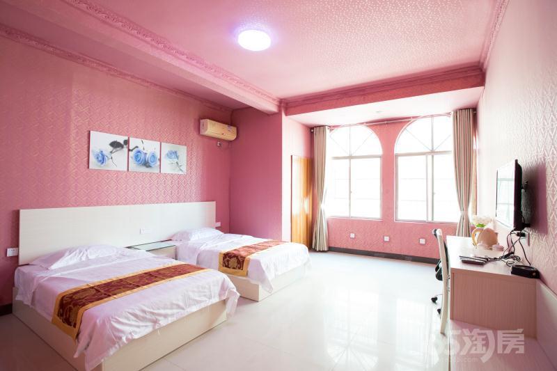 留京花园6室0厅1卫20平米合租中装
